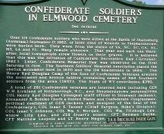 Historic Elmwood Cemetery at Shepherdstown, WV