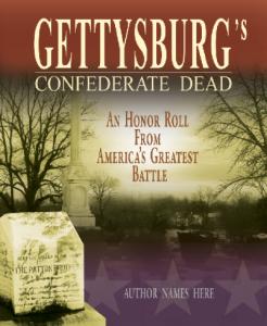 Cover of Gettysburg's Confederate Dead