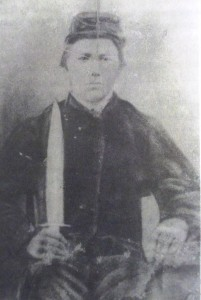 Private James Marion Garrett, Company D, 35th Georgia Infantry Regt.