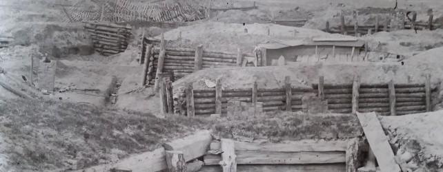 Battle of Fort Gregg [Confederate Alamo] Featured on Confederate Veteran Cover