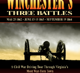 BOOK RELEASE PARTY for WINCHESTER'S THREE BATTLES